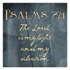 Abstract Psalm 27 1