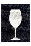 Wine on Black 1