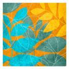 Aqua Leaves 1