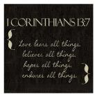 1 Corinthians 13-7-NKV