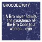 Bro Code 817