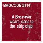 Bro Code 810