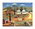 Chores on the Farm