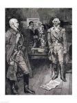 Washington Refusing a Dictatorship