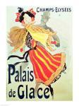 'Ice Palace', Champs Elysees, Paris, 1893