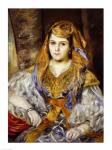 Algerian Woman, 1870