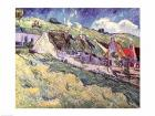 Cottages at Auvers-sur-Oise, 1890