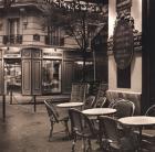 Café, Montmartre