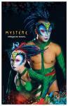 Cirque du Soleil - Mystere, c.1993 (green lizards)