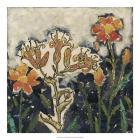 Floral Cutout I