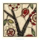 Floral Mosaic I