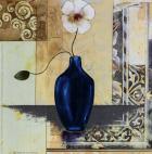 Blue Vase I