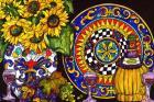 Vino and Sunflowers