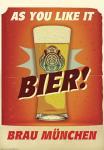 Bier Brau M?nchen