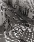 Aerial View 5th Ave NYC