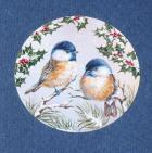 Birds and Mistletoe