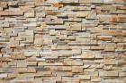 Architectural Brick Wall Close Up