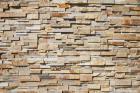 Architectural Brick Wall Close Up