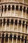 Architectural Close up of Colleseum