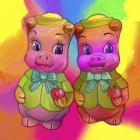 2 Piggies