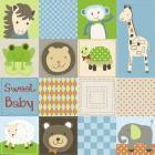 Baby Boy Animal Quilt