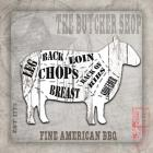 American Butcher Shop sheep