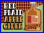 Apple Cider Crate Label