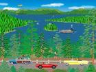 Cruising Lake Tahoe