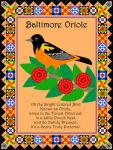 Baltimore Oriole Quilt