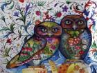 Middle Ages Owls