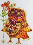 Decorated Owl
