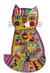 Folk Cat 2
