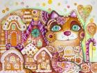 Gingerbread Cat 1