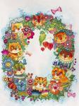 Wreath Cats 2