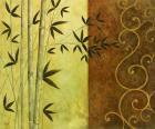 Bamboo Elegance I