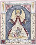 Alleluia Angel Nativity