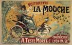 Voiturette La Mouche France, 1900