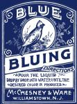 Bluing