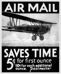 Airmail Saves Time