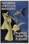 Art Deco Gants Parfumerie