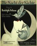 Art Deco Music Sheet