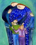 Three Boys & A Girl Family Big Diva