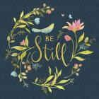 Be Still Wreath