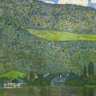 Litzlberg on Lake Attersee, Austria. 1915