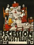 Sezessionsplakat, 1918