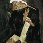 The Poet (Self-Portrait), 1911