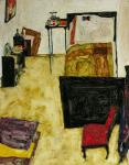 The Artist'S Room In Neulengbach, 1911