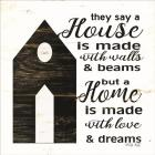 A House Is