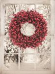 Beaded Wreath View II