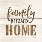 Family Blessed Home